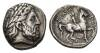 Kings of Macedonia, Philip II 359-336 and posthumous issues.