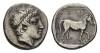 Kings of Macedonia, Archelaus 413-399 Stater circa 413-399.