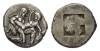 Islands off Thrace, Thasos Stater circa 525-463.