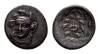 Phokis Federal Coinage Bronze, struck under Phalaikos, 351 BC.