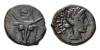 Phokis, Federal Coinage Elateia Bronze, late 4th to early 3rd century BC.