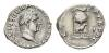 Vitellius, 69 Denarius April-20 December 69.