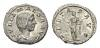 Julia Maesa, grandmother of Elagabalus Denarius circa 218-223.