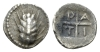 Macedonia, Tragilus Hemiobol circa 450-400 - Ex CNA sale VIII, 1989, 48. From the E.E. Clain Stefanelli collection (Starting Bid £ 40 *)