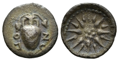 Locri Opuntii, Obol circa 420-330 - From the duplicates of the BCD collection (Starting Bid £ 35 )
