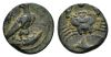 Sicily, Agrigentum Uncia circa 425-406 - From the E.E. Clain-Stefanelli collection. (Starting Bid £ 30 *)