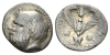 Sicily, Catana Litra circa 420-410 - From the E.E. Clain-Stefanelli collection (Starting Bid £ 40 *)
