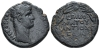 Syria, Antiochia Nero, 54-68 Bronze circa 55-56 (year 104) - Ex NAC sale Q, 2006, 1690 and NAC sale 64, 2012, 2504. (Starting Bid £ 180 *)
