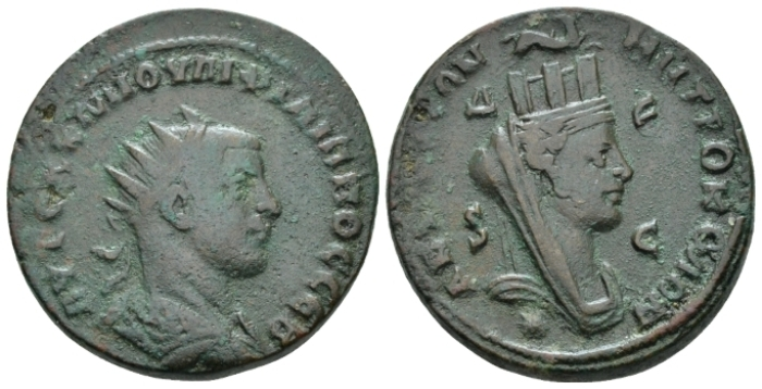 Seleucis ad Pieria, Antioch Philip I, 244-249 Bronze circa 244-249 (Starting Bid £ 20 *)