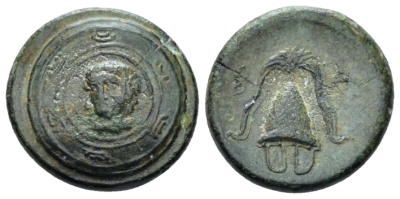 Kingdom of Macedon, Antigonos II Gonatas, 277 – 239 Bronze circa 277-239 (Starting Bid £ 30 )