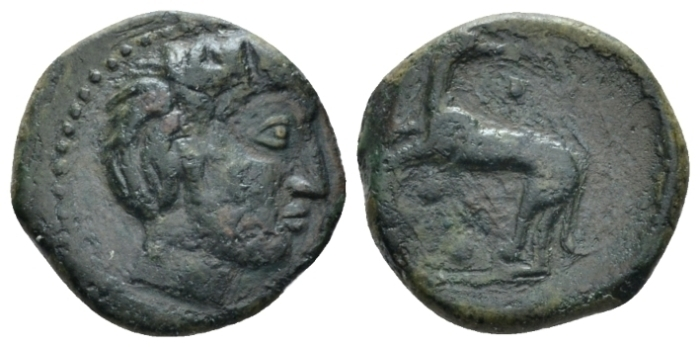 Sicily, Eryx Hexas circa 400-390 (Starting Bid £ 30 *)