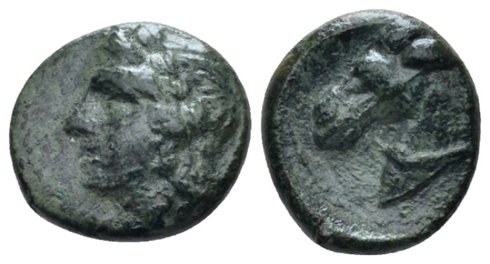 Sicily, Tyndaris Bronze 276-253 (Starting Bid £ 50 *)