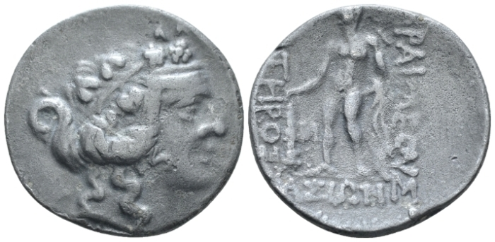 Island of Thrace, Thasos Tetradrachm After 150 (Starting Bid £ 45 )