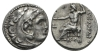 Kingdom of Macedon, Alexander III, 336 – 323 and posthumous issue Mylasa Drachm 300-280 (Starting Bid £ 45 *)
