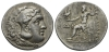 Kingdom of Macedon, Phaselis Tetradrachm 215-214 (Starting Bid £ 120 *)