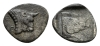 Phocis, Federal coinage. Obol 485 - 480 BC - From the duplicate of the BCD collection. (Starting Bid £ 50 )
